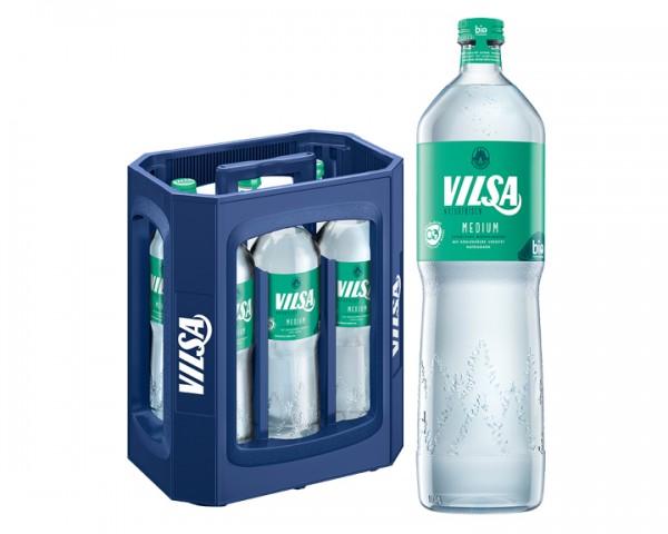 Vilsa Medium Kiste 6x1,0 ltr.