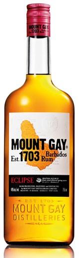 Mount Gay Eclipse Flasche 0,7 ltr.