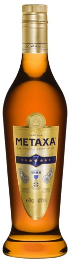 Metaxa 7* Flasche 0,7 ltr