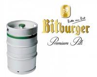 Bitburger Premium Pils Fass 50 ltr.