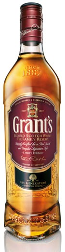 Grant´s Family Reserve Flasche 0,75 ltr.