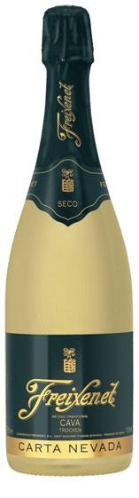 Freixenet Carta Nevada Secco Flasche 0,75 ltr.