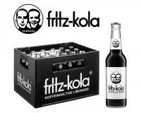 Fritz Kola zuckerfrei Kiste 24x0,33 ltr.