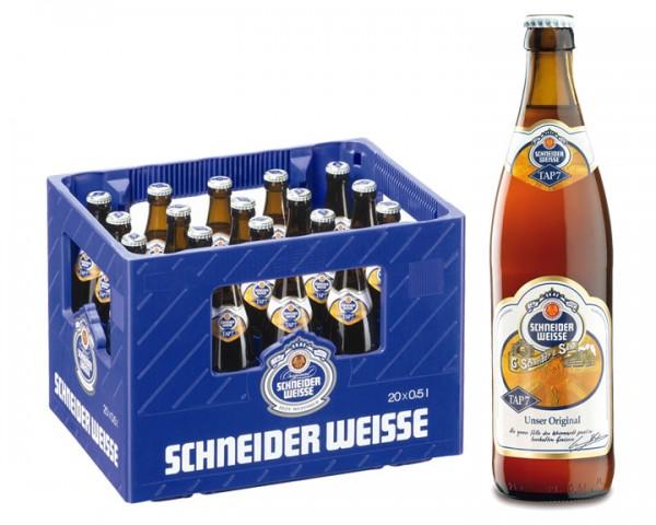 Schneider Weisse Original 20x0,5 ltr