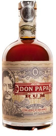 Don Papa Rum Flasche 0,7 ltr.