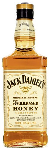 Jack Daniel´s Honey Flasche 0,7 ltr.