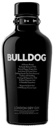 Bulldog Gin Gin 0,7 ltr.