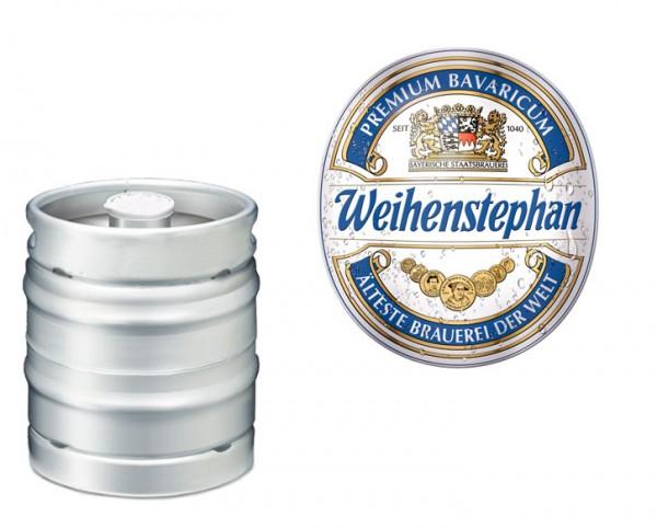 Weihenstephan Hefeweissbier Fass 30 ltr.