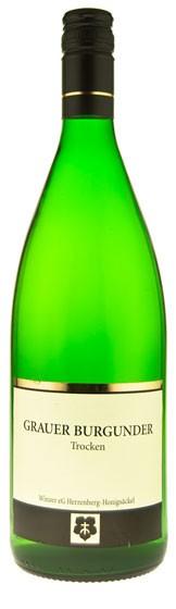 Grauer Burgunder Winzer eG Ungstein Herrenberg Flasche 1,0 ltr