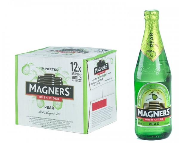 Magners Cider Pear 12x0,568 ltr.