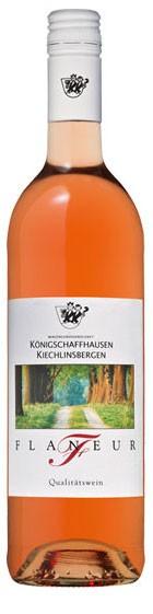 Flaneur Rosé WG Königschaffhausen Flasche 0,7 ltr.