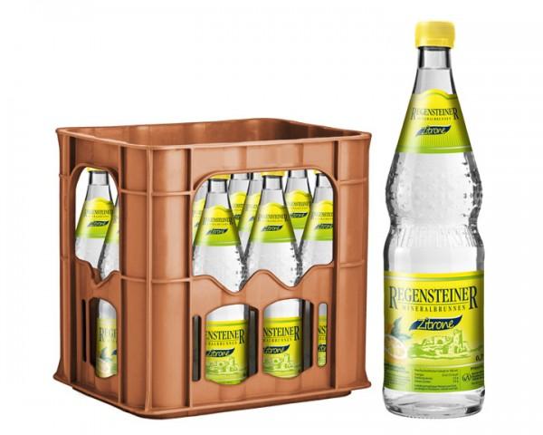 Regensteiner Zitrone Kiste 12x0,7 ltr.