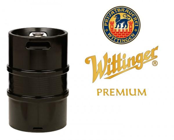 Wittinger Premium Pils Fass 50 ltr.