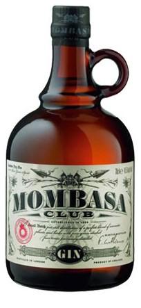 Mombasa Club Gin Flasche 0,5 ltr.
