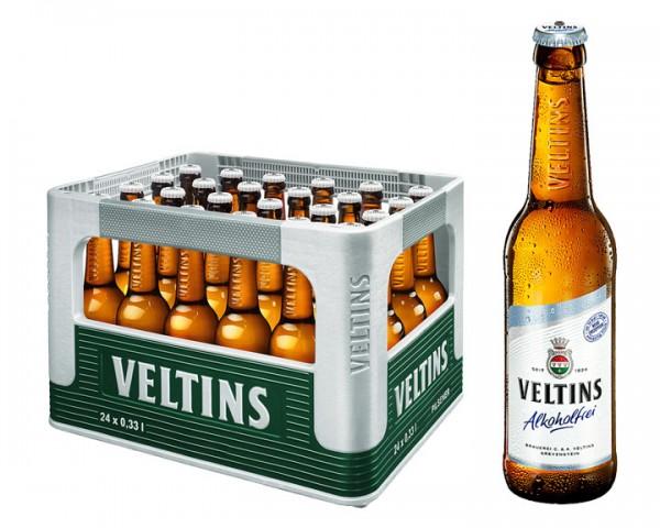 Veltins alkoholfrei 24x0,33 ltr