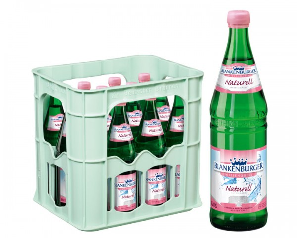 Blankenburger Naturell 12x0,75 ltr