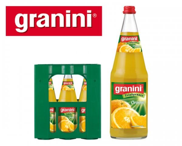 Granini Orangensaft 6x1,0 ltr