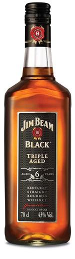 Jim Beam Black Flasche 0,7 ltr.