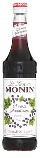 Monin Cassis Flasche 0,7 ltr.