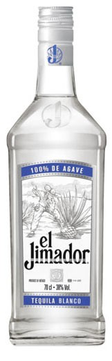 El Jimador Blanco Flasche 0,7 ltr.