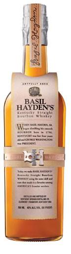 Basil Hayden´s 8 Jahre Flasche 0,7 ltr.