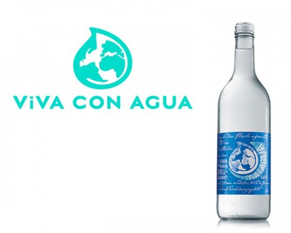 Viva con Agua Quellwasser laut Kiste 12x0,75 ltr.