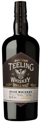 Teeling Single Malt Flasche 0,7 ltr.