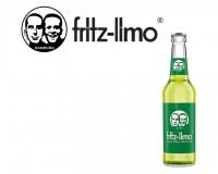 Fritz Limo Melone Kiste 24x0,33 ltr.