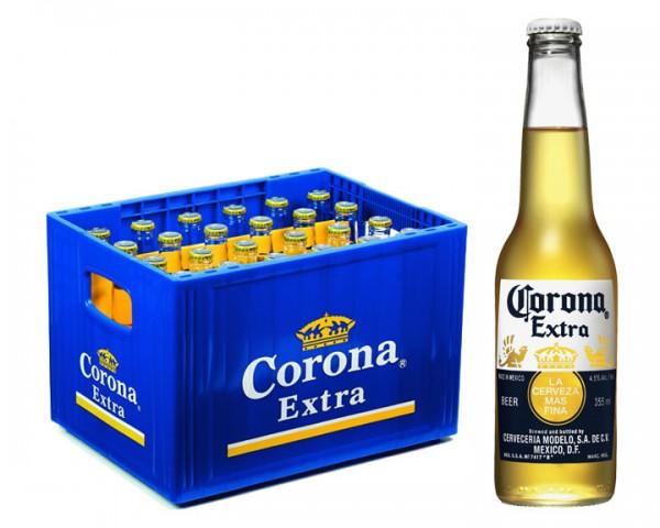 Corona Extra 24x0,33 ltr