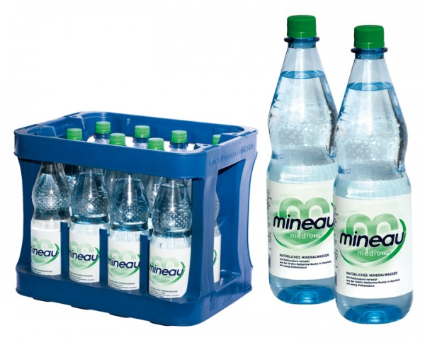 Mineau Medium Kiste 12x1,0 ltr PET