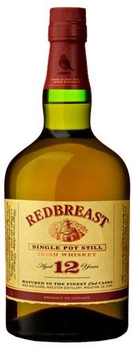 Redbreast 12 Jahre Flasche 0,7 ltr.