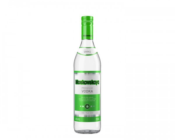 Moskovskaya Flasche 0,7 ltr.