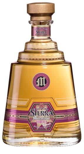 Sierra Milenario Reposado Flasche 0,7 ltr.