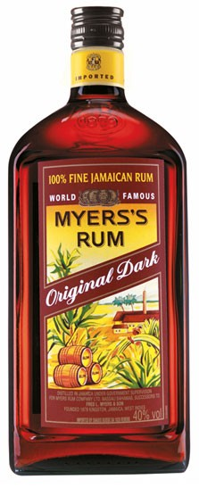 Myers´s Rum Flasche 1,0 ltr.