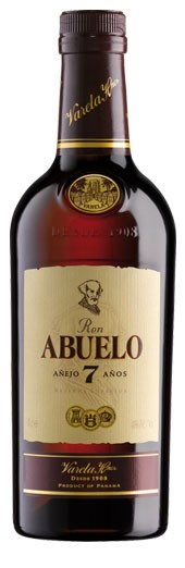 Ron Abuelo 7 Jahre Flasche 0,7 ltr.