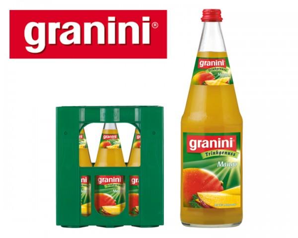 Granini Mango Fruchsaftgetränk 6x1,0 ltr