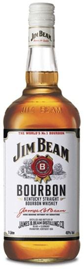Jim Beam White Flasche 1,0 ltr.