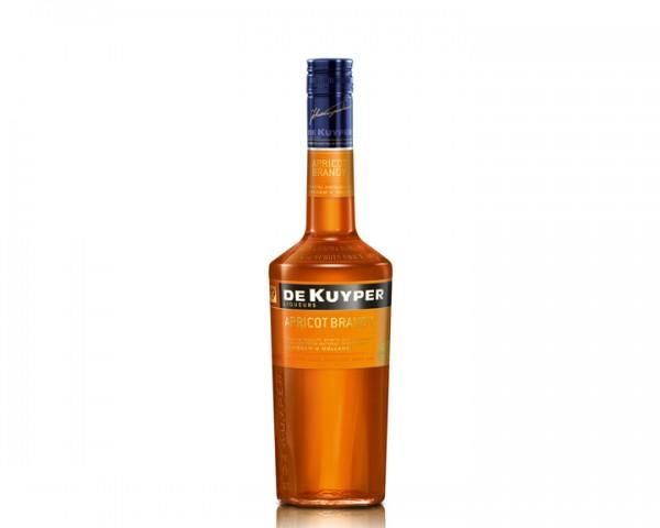 Apricot Brandy - De Kuyper Flasche 0,7 ltr.