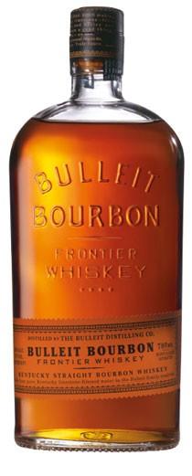 Bulleit Bourbon Flasche 0,7 ltr.