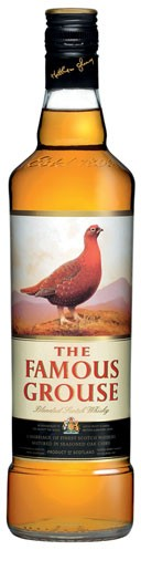 The Famous Grouse Flasche 0,7 ltr.