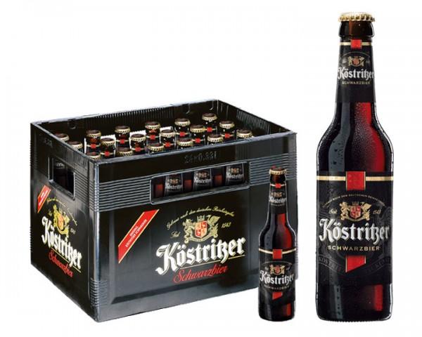 Köstritzer Schwarzbier 24x0,33 ltr