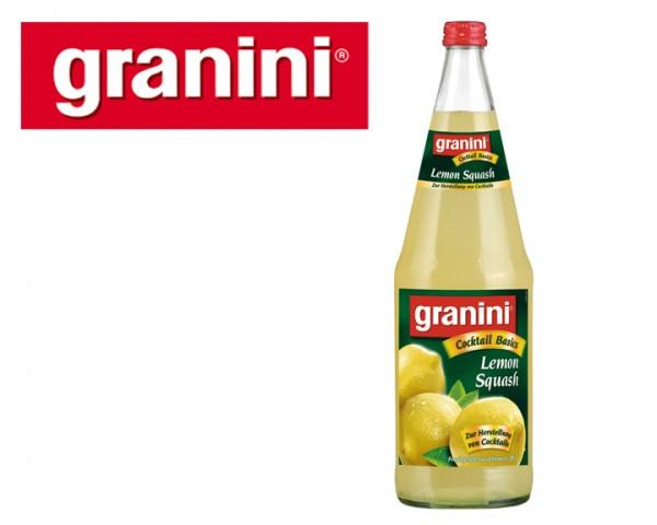 Granini Lemon Squash 6x1,0 ltr