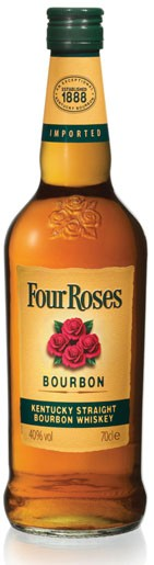 Four Roses Flasche 0,7 ltr.