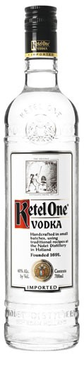 Ketel One Flasche 0,7 ltr.