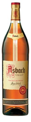Asbach Uralt Flasche 0,7 ltr