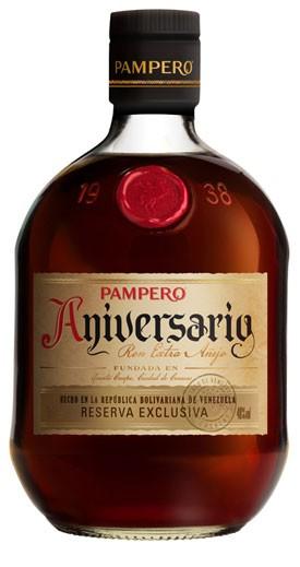 Pampero Aniversario Flasche 0,7 ltr.