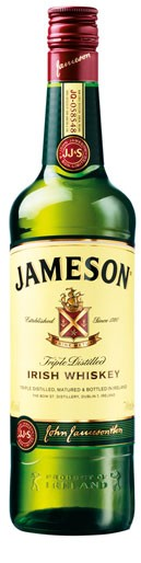 Jameson Flasche 0,7 ltr.