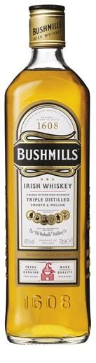 Bushmills Original  Flasche 0,7 ltr.