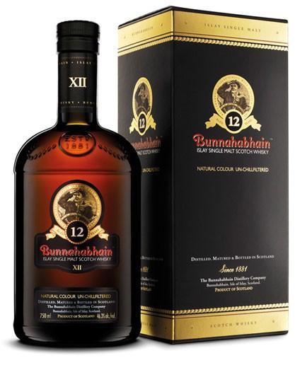 Bunnahabhain 12 Jahre Flasche 0,7 ltr.