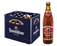 Benediktiner Weissbier Dunkel 20x0,5 ltr